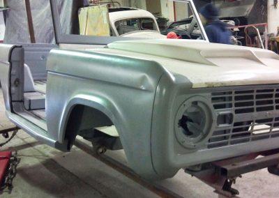 BroncoBob Early Ford Bronco Restoration and Rebuild