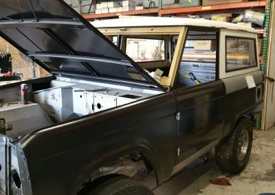 BroncoBob Early Ford Bronco Restoration