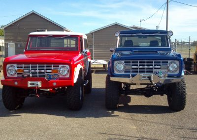 BroncoBob Early Ford Bronco Restoration and Parts